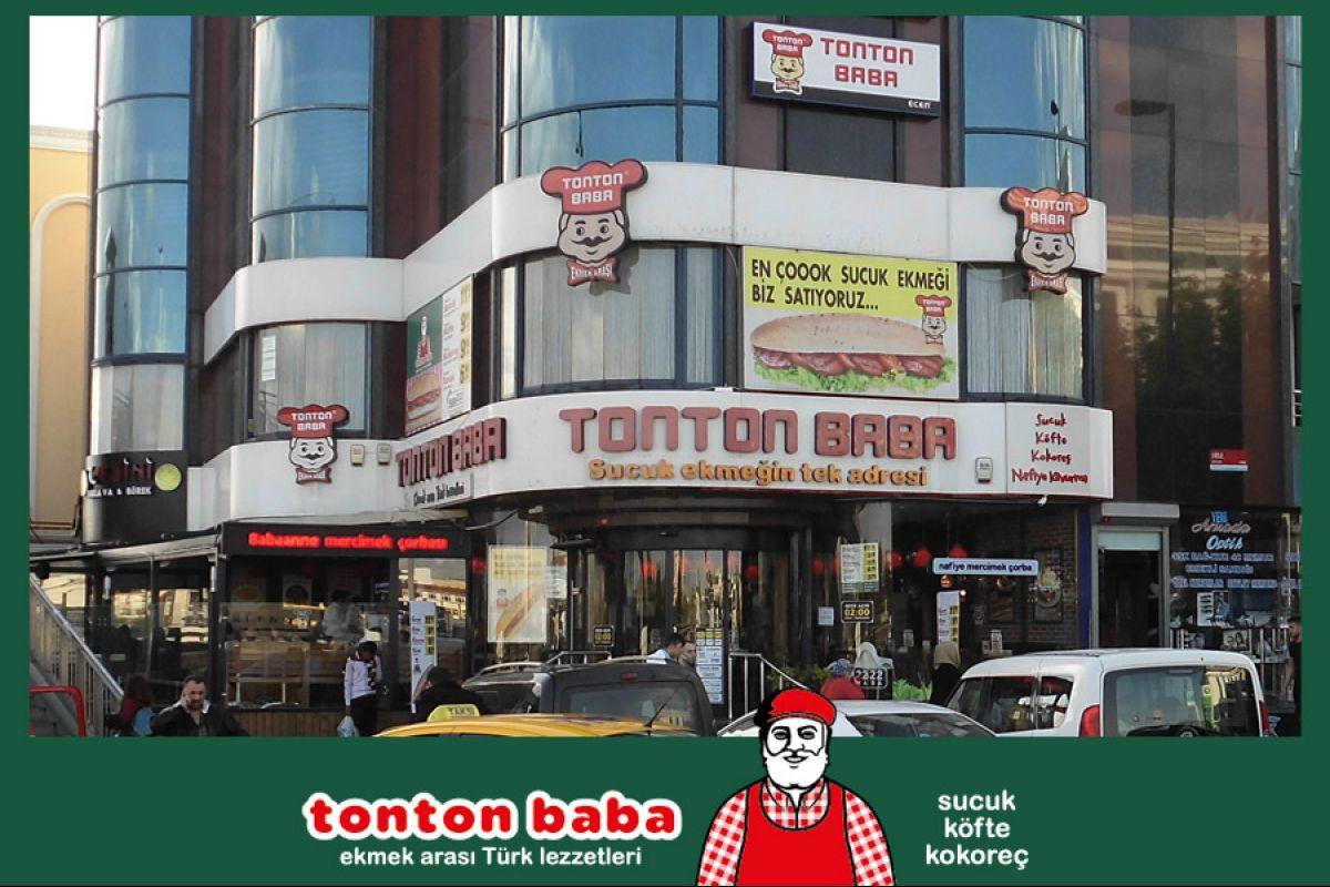 Tonton Baba, Küçükçekmece (Yeşilova Mah.)