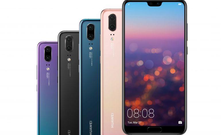 Huawei P20 ve Huawei P20 Pro Tanıtıldı!