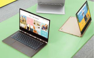 Lenovo Yoga 920'yi Sadece Konuşarak Harekete Geçir