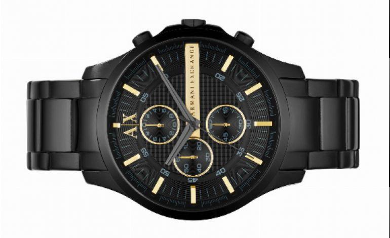 Modern ve İtalyan Armani Exchange Saatleri