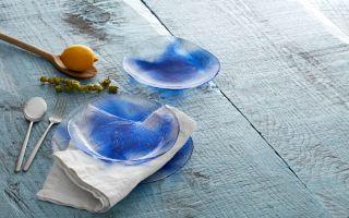 Yemek Takımı Maviye Bürünüyor