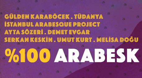%100 Arabesk