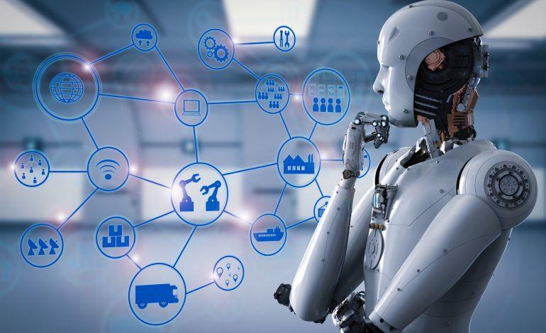 Alan Watkins Yapay Zeka ve Robot
