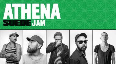 ATHENA - Suede Jam