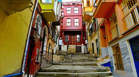 Beyoğlu: Bir Levanten Şehri
