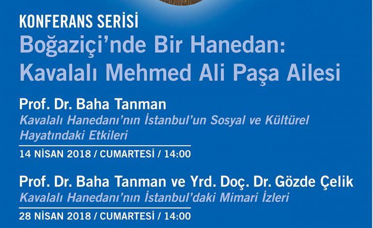 Boğaziçi'nde Bir Hanedan - Kavalalı Mehmed Ali Paşa