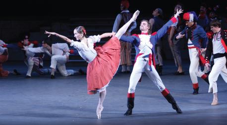 Bolşoy Balesi Gösterimleri: Paris'i