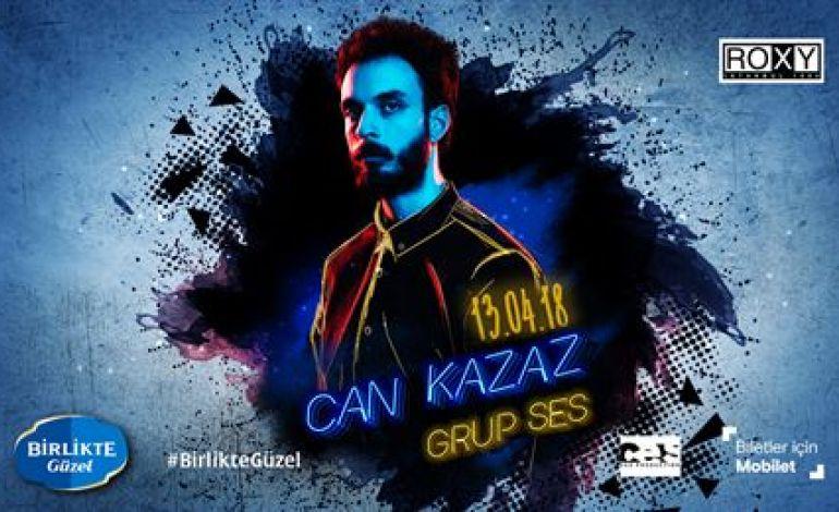 Can Kazaz + Grup Ses