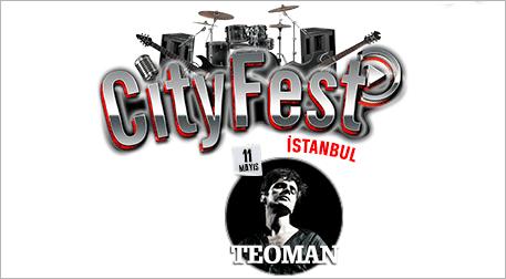 City Fest'18 - 1. Gün - Teoman