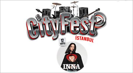City Fest'18 - 2. Gün - Inna
