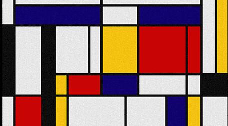 Çocuklar için Mondrian Atölyesi