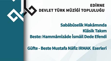 Edirne Devlet Türk Müzik Topluluğu