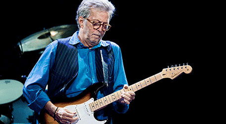 Eric Clapton…