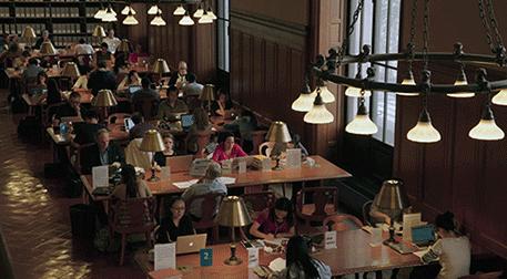Ex Libris:New York Halk Kütüphanesi