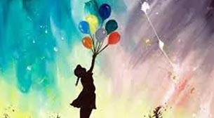 Masterpiece - Banksy - Balonlar