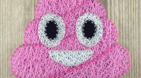 Masterpiece String Art - Emo