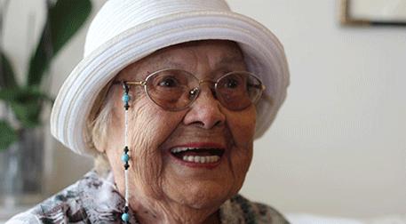 Muazzez Mucizesi 104 Yaşında