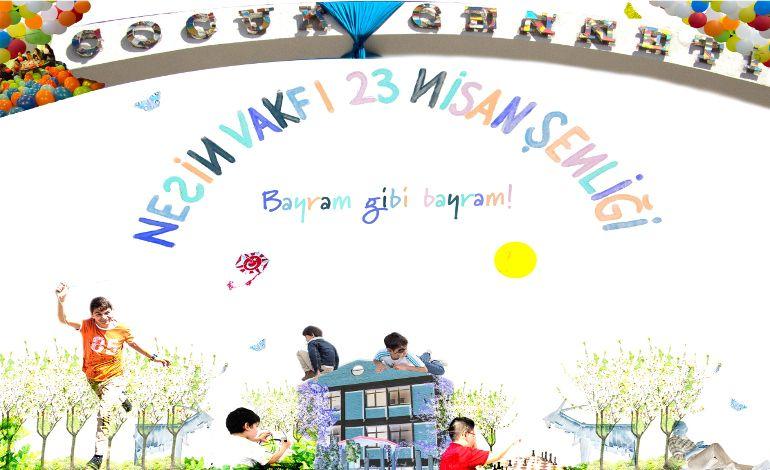 Nesin Vakfı 23 Nisan Şenliği