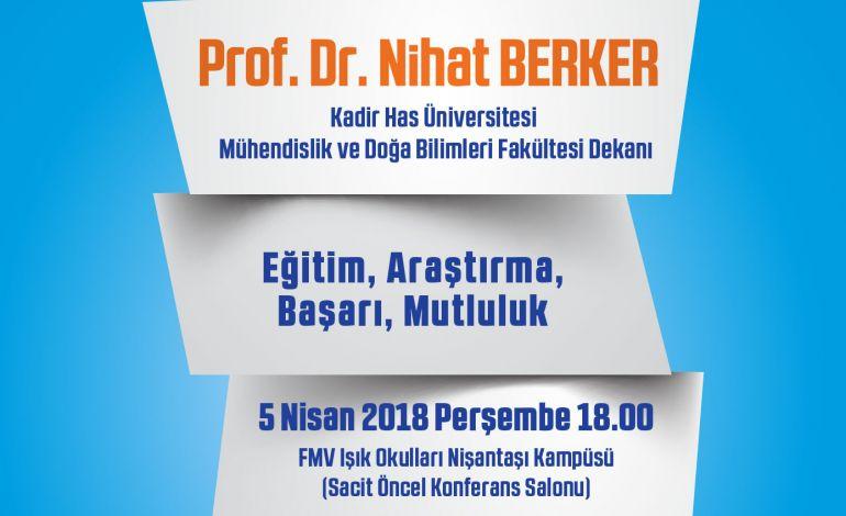 Prof. Dr. Nihat Berker