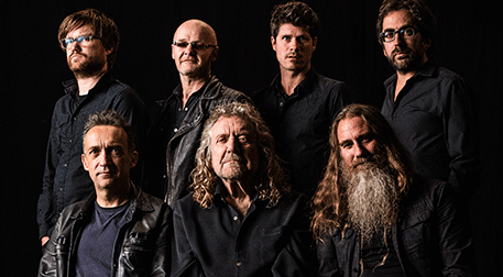 Robert Plant & The SensationalSpace