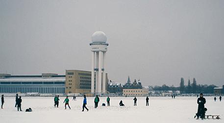 Tempelhof Havaalanı