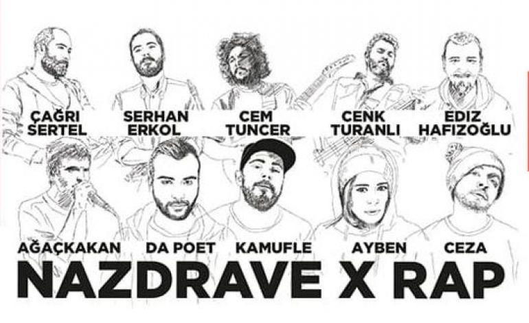 XJAZZ: Nazdrave x Rap