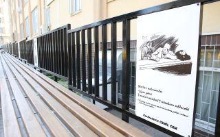Cemil Cem'in Karikatürleri Sokakta