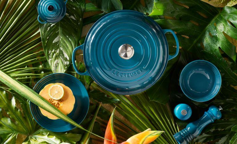 Pasifik'in Tropik Esintisini Mutfağınıza Taşıyın Büyülü Renge Dalış: Pasifik