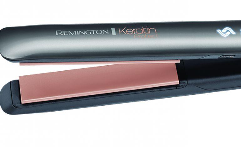 Anneler Günü'nde En Güzel Hediye: Remington Keratin Akıllı Saç Düzleştirici