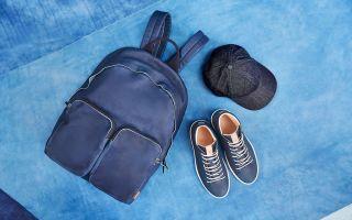 Denim Esintili Ayakkabı ve Çantalar