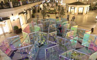 Silvana Işık Labirenti ile Büyülü Bir Dünyanın Kapıları Emaar Square Mall'da Açılıyor!