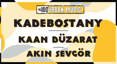 %100 Urban Music - Kadebostany