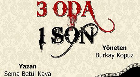 3 Oda 1 Son
