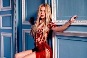 Shakira - Tribün ve Sahaiçi
