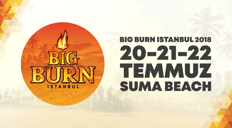 Big Burn Istanbul - Kamp+Kombine