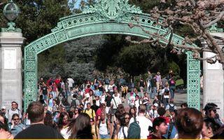 Boğaziçi Üniversitesi Lise Öğrencilerini Berkeley'e Götürüyor