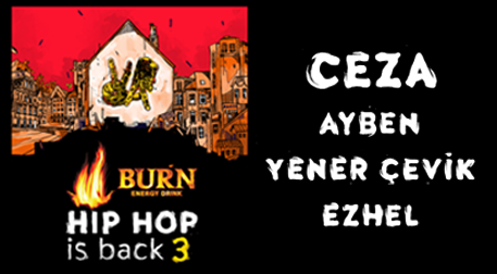 Burn Hip Hop is Back 3