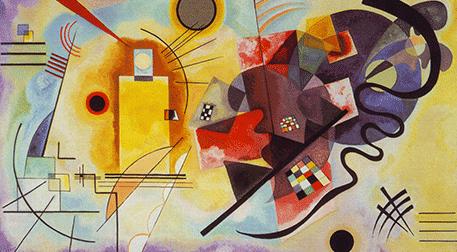 Çocuklar için Kandinsky Atölyesi