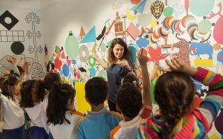 Çocuklarla Sanata Bakış