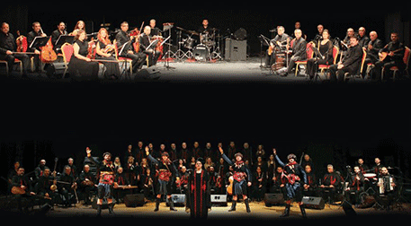 İstanbul Devlet Modern Folk Müzik T