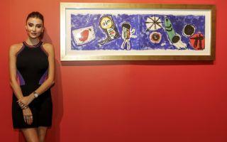 Joan Miró Litografi ve Gravür