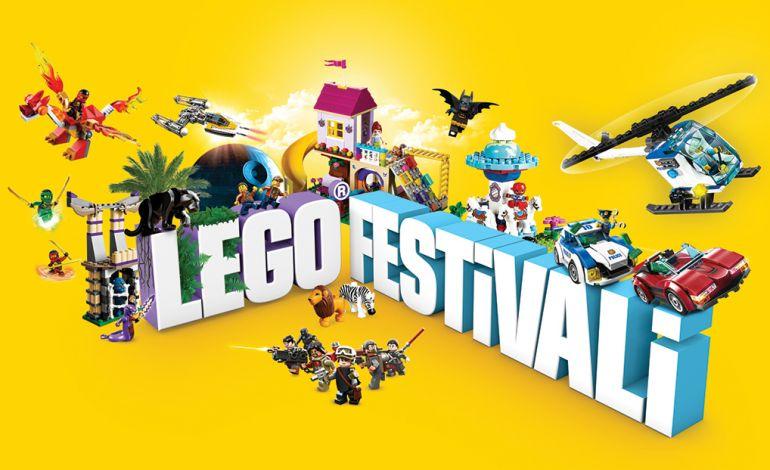 Legoların Yaratıcı Dünyası