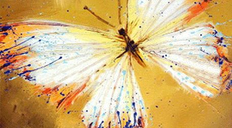 Masterpiece Galata Resim - Kelebek