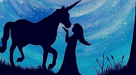 Masterpiece Galata Resim - Unicorn