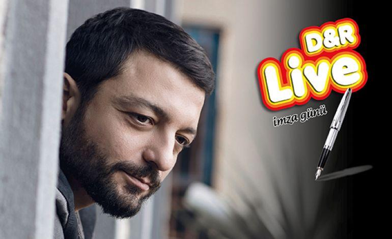 Mehmet Erdem Yeni Albümünün İlk İmza Gününde D&R'da