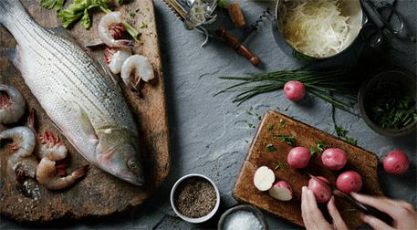 Meze - Balık