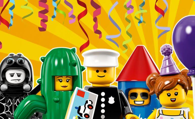 Minifigürler 40. Doğum Gününü LEGOLAND® Discovery Centre'da Kutluyor