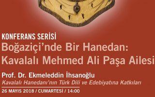 Prof. Dr. Ekmeleddin İhsanoğlu
