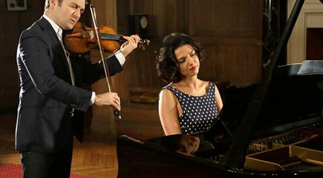 Renaud Capuçon&Khatia Buniatishvili