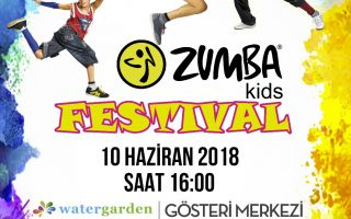 Zumba Kids Festivali